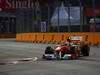 GP SINGAPORE, 23.09.2011- Prove Libere 1, Venerdi', Felipe Massa (BRA), Ferrari, F-150 Italia