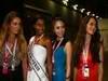 GP SINGAPORE, 23.09.2011- Prove Libere 1, Venerdi', Leila Lopes (ANG), Miss Universe