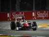 GP SINGAPORE, 23.09.2011- Prove Libere 2, Venerdi', Daniel Ricciardo (AUS), HRT Formula One Team