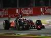 GP SINGAPORE, 23.09.2011- Prove Libere 2, Venerdi', Lewis Hamilton (GBR), McLaren  Mercedes, MP4-26