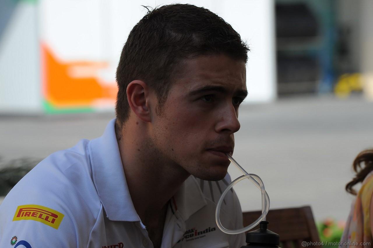 GP ABU DHABI, Paul di Resta (GBR) Sahara Force India F1 Team VJM05