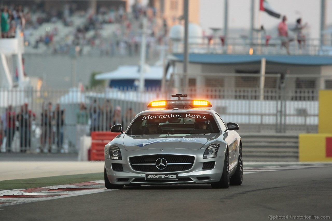 GP ABU DHABI, Safety Car