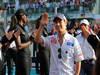 GP ABU DHABI, Drivers Parade: Kamui Kobayashi (JAP) Sauber F1 Team C31