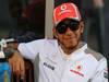 GP ABU DHABI, Gara: Lewis Hamilton (GBR) McLaren Mercedes MP4-27