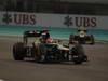 GP ABU DHABI, Gara: Heikki Kovalainen (FIN) Caterham F1 Team CT01