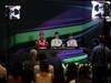 GP ABU DHABI, Conferenza Stampa: Kimi Raikkonen (FIN) Lotus F1 Team E20 (vincitore), Fernando Alonso (ESP) Ferrari F2012 (secondo) e Sebastian Vettel (GER) Red Bull Racing RB8 (terzo)