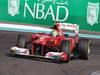 GP ABU DHABI, Free Practice 3: Felipe Massa (BRA) Ferrari F2012