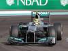 GP ABU DHABI, Free Practice 3: Nico Rosberg (GER) Mercedes AMG F1 W03