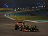GP ABU DHABI, Qualifiche: Romain Grosjean (FRA) Lotus F1 Team E20