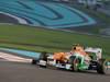 GP ABU DHABI, Qualifiche: Nico Hulkenberg (GER) Sahara Force India F1 Team VJM05