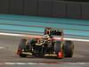 GP ABU DHABI, Free Practice 2: Kimi Raikkonen (FIN) Lotus F1 Team E20