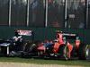 GP AUSTRALIA, Pastor Maldonado (VEN), Williams F1 Team e Charles Pic (FRA), Marussia F1 Team