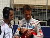GP BAHRAIN, 22.04.2012- Gara, Jenson Button (GBR) McLaren Mercedes MP4-27