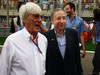GP BAHRAIN, 22.04.2012- Gara, Bernie Ecclestone (GBR), President e CEO of Formula One Management  e Jean Todt (FRA), President FIA