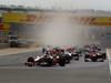 GP BAHRAIN, 22.04.2012- Gara, Lewis Hamilton (GBR) McLaren Mercedes MP4-27