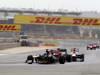 GP BAHRAIN, 22.04.2012- Gara, Daniel Ricciardo (AUS) Scuderia Toro Rosso STR7 davanti a Nico Hulkenberg (GER) Sahara Force India F1 Team VJM05