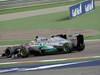 GP BAHRAIN, 22.04.2012- Gara, Lewis Hamilton (GBR) McLaren Mercedes MP4-27 e Nico Rosberg (GER) Mercedes AMG F1 W03