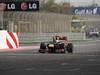 GP BAHRAIN, 22.04.2012- Gara, Sebastian Vettel (GER) Red Bull Racing RB8 celebrates the victory
