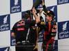 GP BAHRAIN, 22.04.2012- Gara, Sebastian Vettel (GER) Red Bull Racing RB8 vincitore e Christian Horner (GBR), Red Bull Racing, Sporting Director