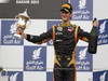 GP BAHRAIN, 22.04.2012- Gara, Romain Grosjean (FRA) Lotus F1 Team E20 terzo