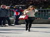 GP BELGIO, 02.09.2012- Jessica Michibata (GBR), girfriend of Jenson Button (GBR)