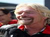 GP BELGIO, 02.09.2012- Sir Richard Branson (GBR) CEO of the Virgin Group