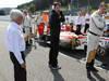 GP BELGIO, 02.09.2012- Gara, Bernie Ecclestone (GBR), President e CEO of Formula One Management