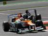 GP BELGIO, 02.09.2012- Gara, Paul di Resta (GBR) Sahara Force India F1 Team VJM05 e Bruno Senna (BRA) Williams F1 Team FW34