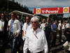 GP BELGIO, 02.09.2012- Gara, Bernie Ecclestone (GBR), President e CEO of Formula One Management