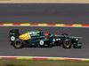 GP BELGIO, 01.09.2012- Free Practice 3, Heikki Kovalainen (FIN) Caterham F1 Team CT01
