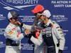 GP BELGIO, 01.09.2012- Qualifiche, Jenson Button (GBR) McLaren Mercedes MP4-27 pole position, secondo Kamui Kobayashi (JAP) Sauber F1 Team C31 e terzo Pastor Maldonado (VEN) Williams F1 Team FW34
