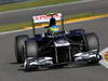 GP BELGIO, 01.09.2012- Qualifiche, Bruno Senna (BRA) Williams F1 Team FW34