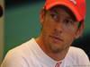 GP BELGIO, 01.09.2012- Qualifiche, Conferenza Stampa, Jenson Button (GBR) McLaren Mercedes MP4-27