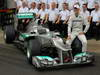 GP BRASILE, 25.11.2012- Michael Schumacher (GER) Mercedes AMG F1 W03