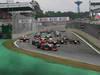 GP BRASILE, 25.11.2012- Gara, Start of the race