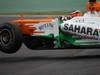 GP BRASILE, 25.11.2012- Gara, Crash, Nico Hulkenberg (GER) Sahara Force India F1 Team VJM05 e Lewis Hamilton (GBR) McLaren Mercedes MP4-27