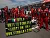 GP CANADA, 10.06.2012- Gara, Ferrari's help for Emilia Romagna