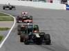 GP CANADA, 10.06.2012- Gara, Heikki Kovalainen (FIN) Caterham F1 Team CT01