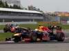 GP CANADA, 10.06.2012- Gara, Sebastian Vettel (GER) Red Bull Racing RB8 davanti a Lewis Hamilton (GBR) McLaren Mercedes MP4-27