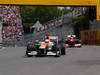 GP CANADA, 10.06.2012- Gara, Paul di Resta (GBR) Sahara Force India F1 Team VJM05 davanti a Felipe Massa (BRA) Ferrari F2012