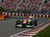 GP CANADA, 10.06.2012- Gara, Nico Hulkenberg (GER) Sahara Force India F1 Team VJM05