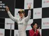 GP CHINA, 15.04.2012 - Gara,  Podium 1st Nico Rosberg (GER) Mercedes AMG F1 W03