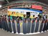GP CHINA, 15.04.2012 - Gara, Atmosphere griglia Ragazzas