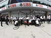 GP CHINA, 15.04.2012 - Gara, Pitstop of Jenson Button (GBR) McLaren Mercedes MP4-27