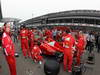 GP CHINA, 15.04.2012 - Gara, Fernando Alonso (ESP) Ferrari F2012 on the grid