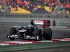 GP COREA, 14.10.2012- Gara, Bruno Senna (BRA) Williams F1 Team FW34