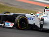 GP COREA, 14.10.2012- Gara, Sergio P�rez (MEX) Sauber F1 Team C31