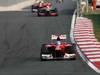 GP COREA, 14.10.2012- Gara, Fernando Alonso (ESP) Ferrari F2012