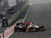 GP COREA, 14.10.2012- Gara, Lewis Hamilton (GBR) McLaren Mercedes MP4-27