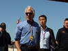 GP COREA, 11.10.2012- Charlie Whiting (GBR), Gara director e safety delegate